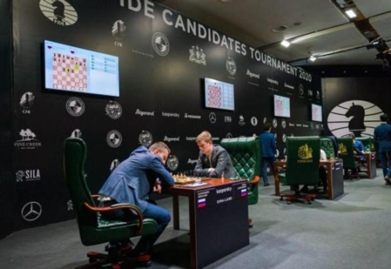 Шахматный турнир претендентов приостановлен