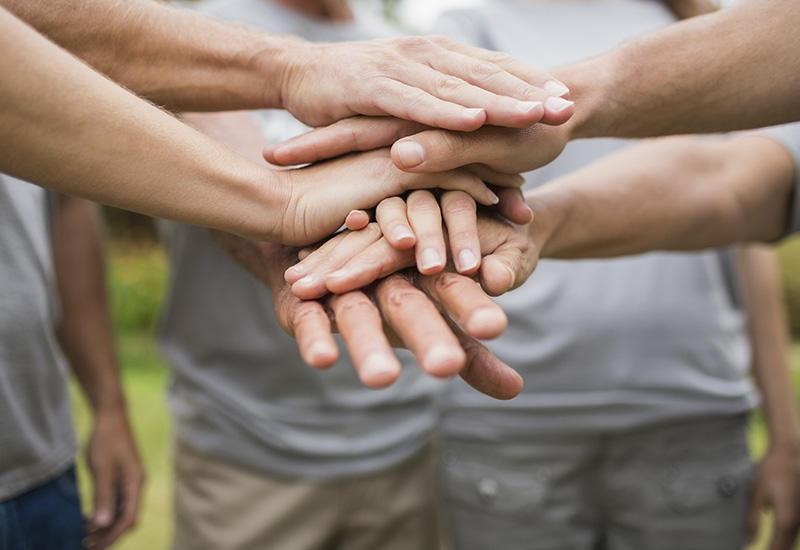 Сообща мы сможем помочь всем гражданам, кто испытывает трудности в эти дни