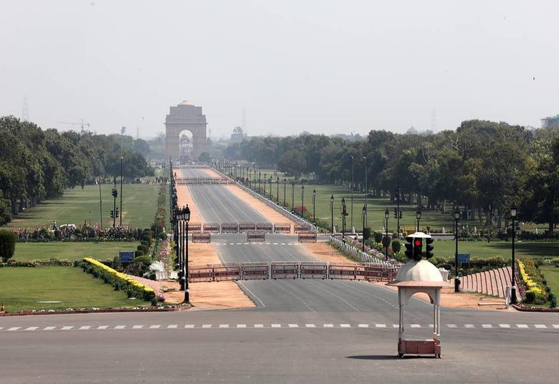 Коронавирус превратил Нью-Дели в город блокпостов и решеток