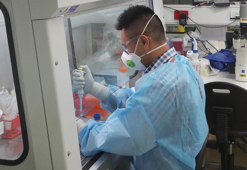 Китай готов сотрудничать с другими странами в разработке вакцины от коронавируса