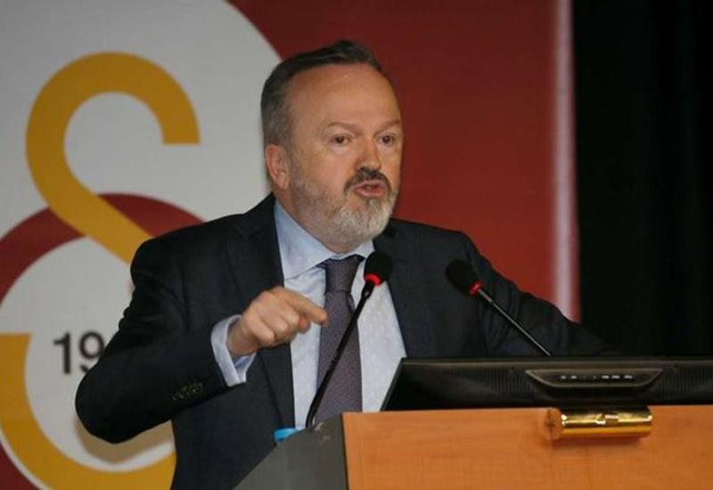 Еще один вице-президент «Галатасарая» заразился коронавирусом