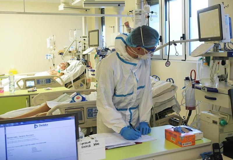Италия обошла Китай по числу заразившихся коронавирусом