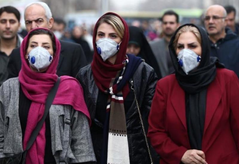 İranda daha 1683 nəfər koronavirusa yoluxub, 45 nəfər ölüb