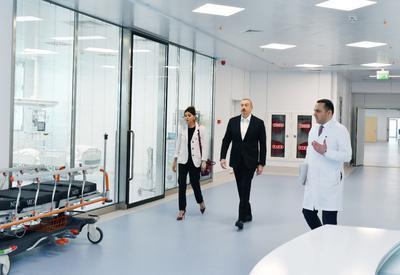 """С завтрашнего дня в """"Ени клиника"""" в Баку будут проходить лечение больные коронавирусом - ФОТО - ВИДЕО"""