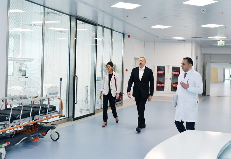 """С завтрашнего дня в """"Ени клиника"""" в Баку будут проходить лечение больные коронавирусом"""