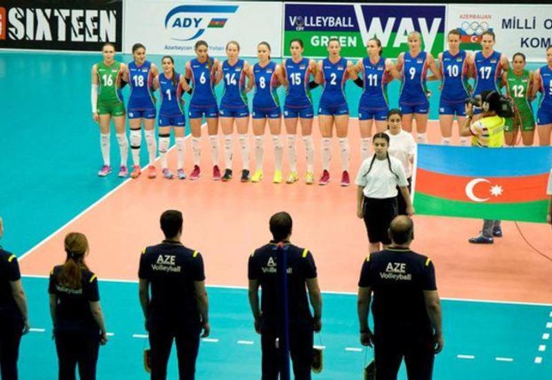 Члены волейбольной сборной Азербайджана помещены на карантин