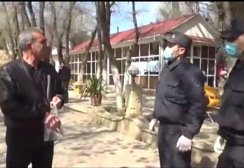 В Джалилабаде предупреждены лица, не соблюдающие карантинный режим