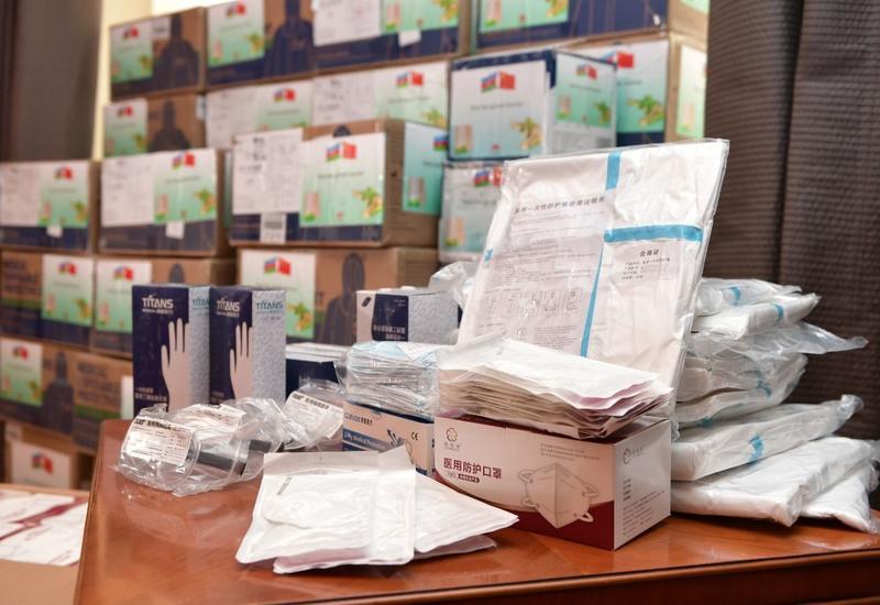 Huawei Azerbaijan оказал поддержку Фонду Гейдара Алиева в борьбе с коронавирусом