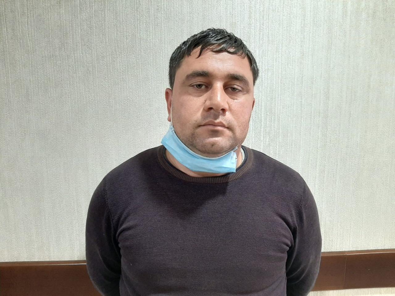 Арестованы лица, проникшие в Баку в нарушение особого карантинного режима