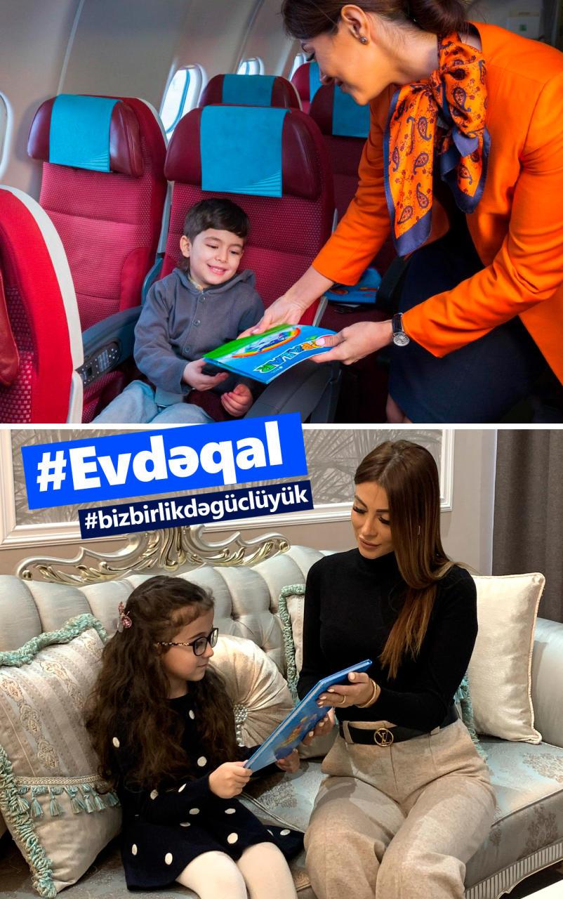 AZAL запускает новую кампанию в рамках инициативы #EVDƏQAL