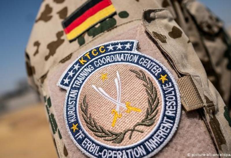 Из-за коронавируса бундесвер выводит часть контингента из Ирака