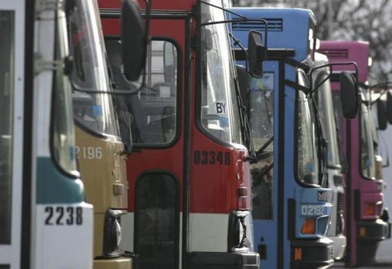 В Баку десятки перевозчиков предупреждены за нарушения режима
