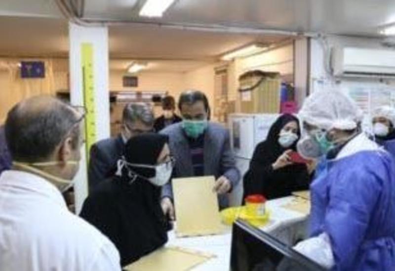 В Иране за последние сутки от коронавируса скончались 304 человека