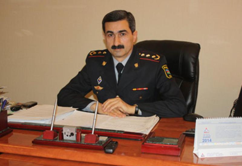 Дорожная полиция: Жителей Баку, оставшихся в районах, перестанут пускать в столицу