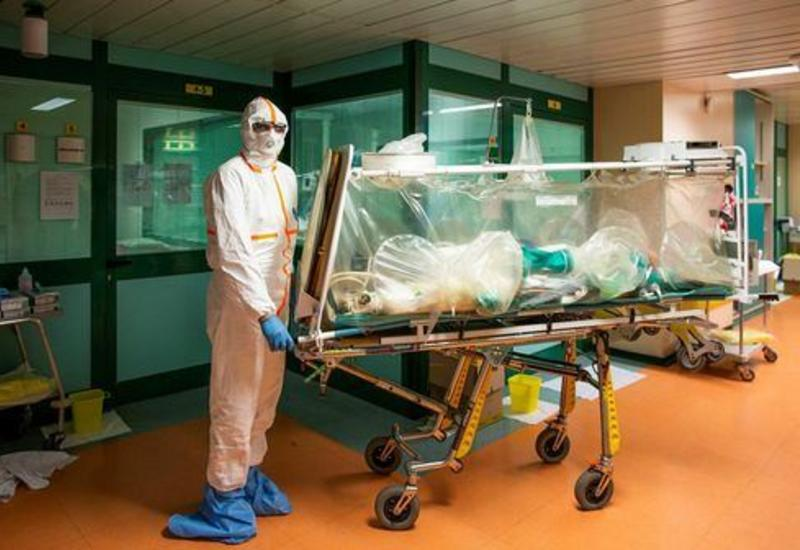 Первая смерть больного с коронавирусом зафиксирована в Сирии