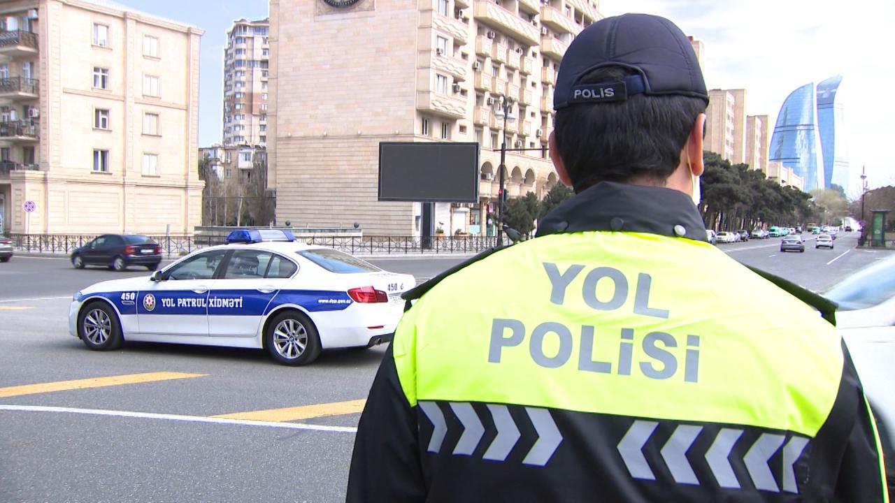 МВД: Продолжается контроль за соблюдением особого режима карантина в Азербайджане