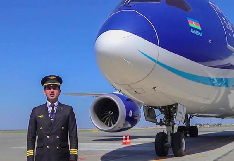 Экипаж AZAL призывает граждан Азербайджана оставаться дома