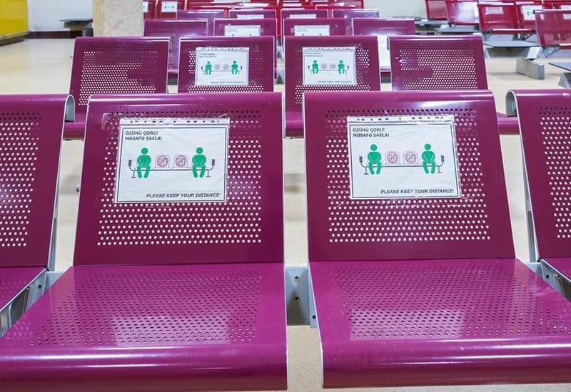 Международный аэропорт Гейдар Алиев расширил превентивные меры из-за коронавируса