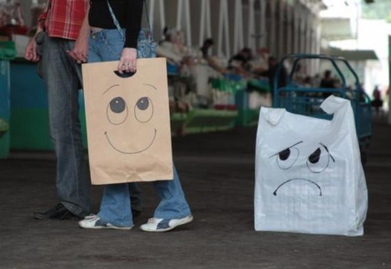 В Японии впервые одобрили запрет на пластиковые пакеты в магазинах