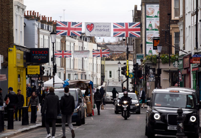 Fitch понизило рейтинг Великобритании в связи с ростом долга из-за коронавируса