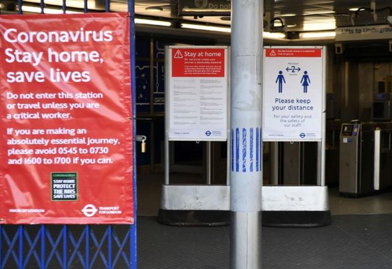 Экономике Великобритании предсказали сокращение на 15% из-за коронавируса