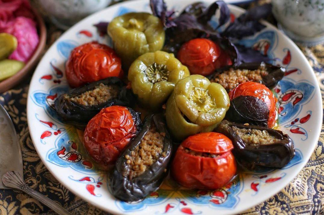 данной статье овощная долма по азербайджански рецепт с фото любой