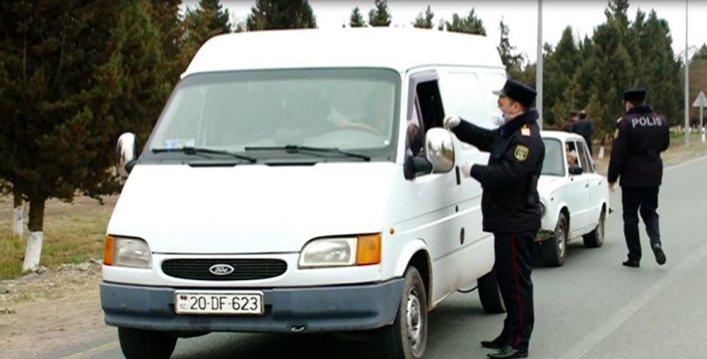 Samux polisi gücləndirilmiş iş rejimində çalışır