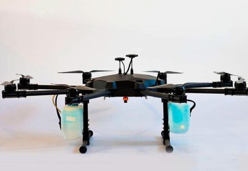 В Азербайжане при дезинфекции будут использовать дроны