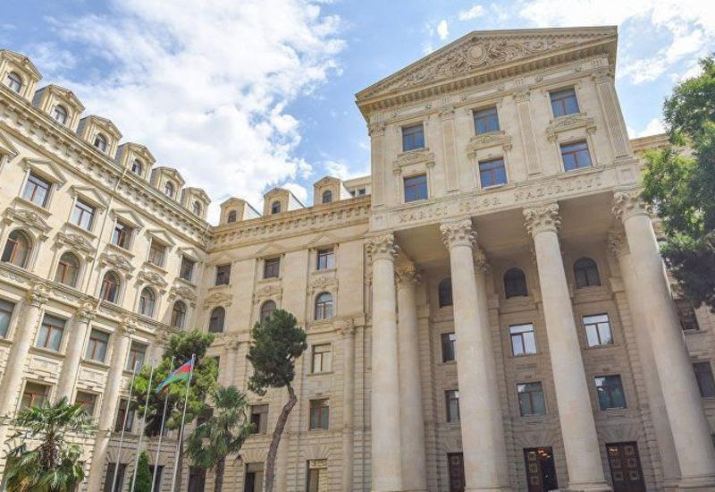 МИД Азербайджана сделал заявление в связи с т.н. «выборами» в оккупированном Нагорном Карабахе