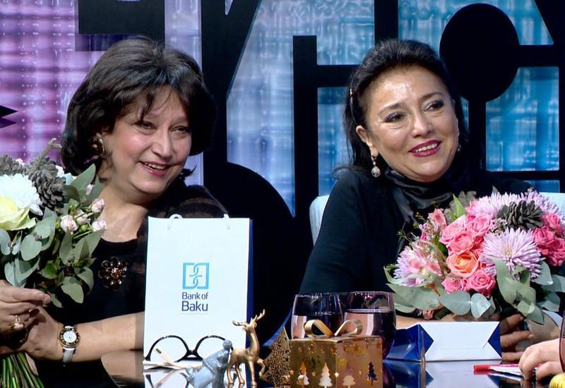 Народные артистки Фидан и Хураман Гасымовы призвали население Азербайджана соблюдать карантинный режим