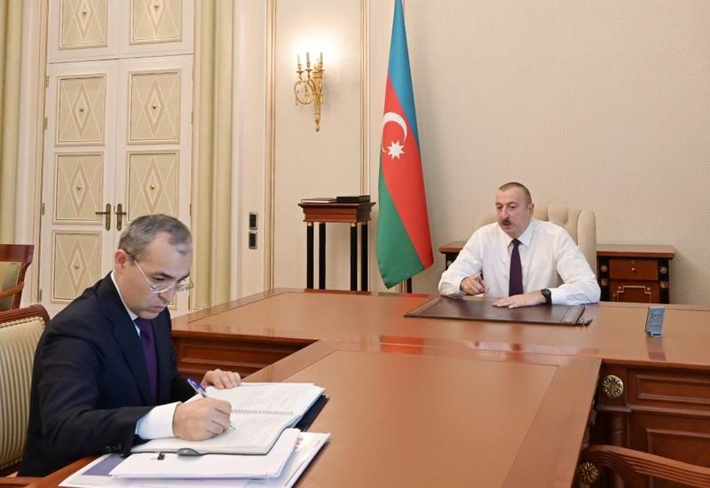 Prezident İlham Əliyev: Bank sektorunun sağlamlaşdırılması və real iqtisadiyyatı maliyyələşdirməsi istiqamətində əlavə tədbirlər görüləcək