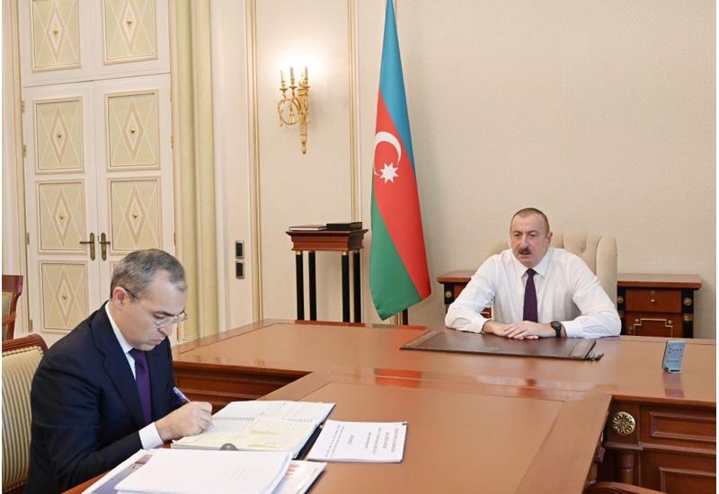 Президент Ильхам Алиев: Если кто-то рассчитывает на каких-то высокопоставленных друзей, то ошибается