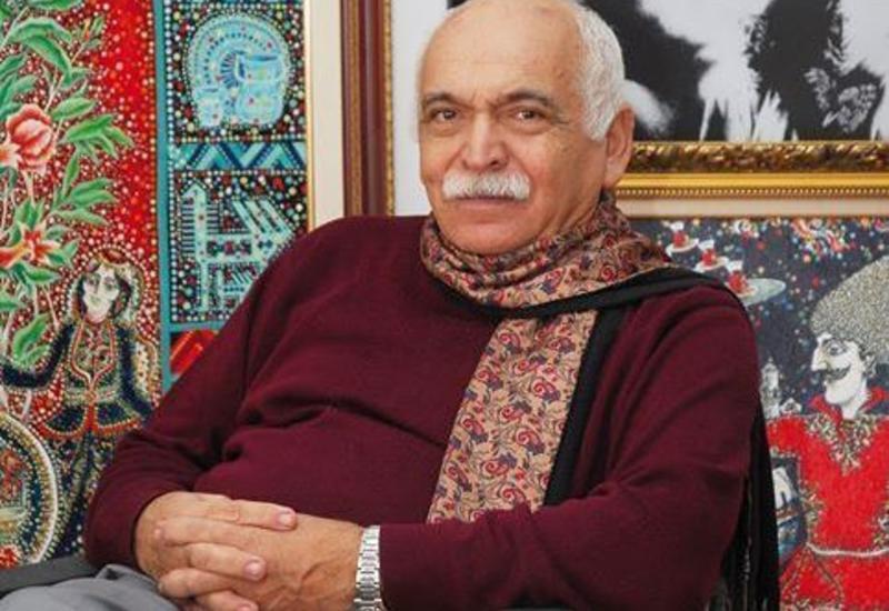 Народный художник Азербайджана Ариф Гусейнов: Всем нужно проявить ответственную гражданскую позицию и не выходить из дома