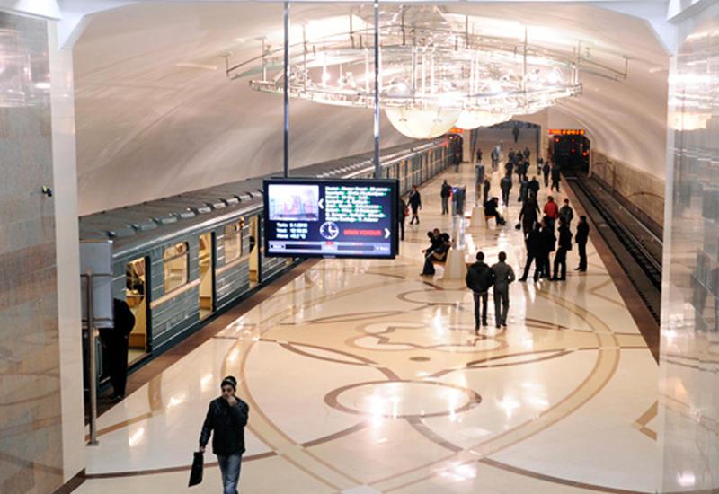 Бакинский метрополитен с сегодняшнего вечера приостанавливает работу