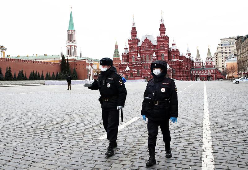 Опустевший город: как выглядит Москва на самоизоляции