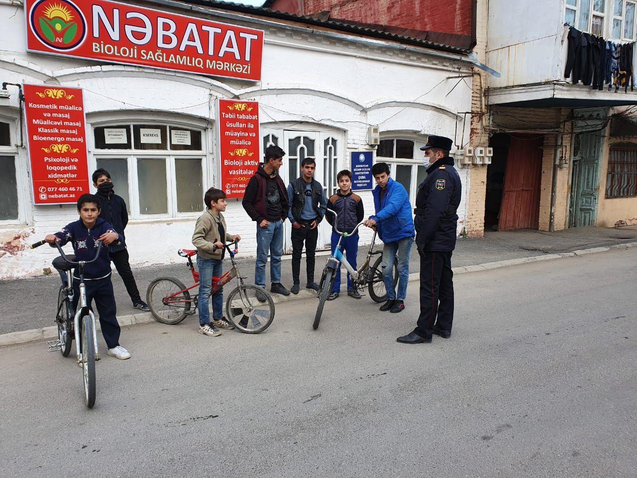 В Губе усилен контроль за соблюдением требований карантина