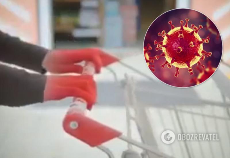Как передается коронавирус человеку: процесс показали на видео