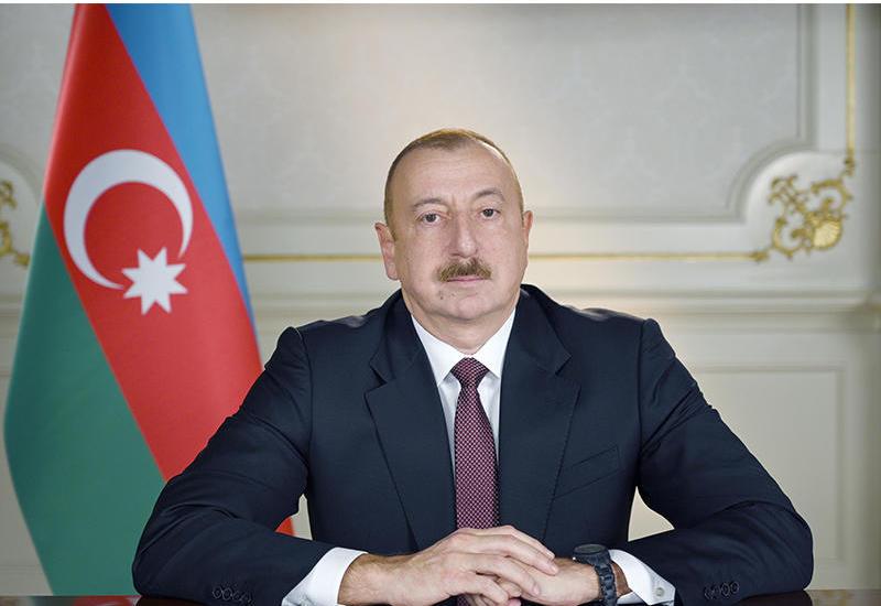 """Президент Ильхам Алиев выделил средства на создание зоны """"зеленой энергии"""" на освобожденных территориях"""