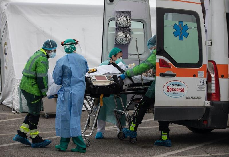 В Италии от COVID-19 вылечились более 140 тысяч пациентов