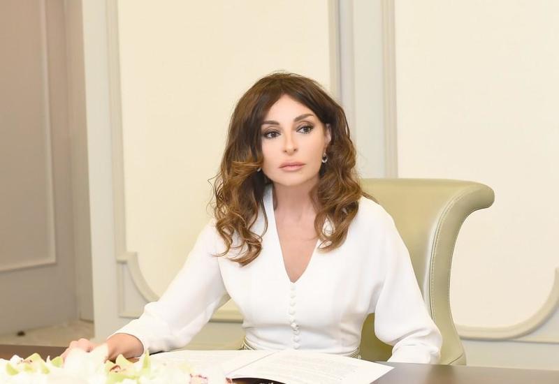 Mehriban Əliyeva: Heydər Əliyev xalqımız üçün – Azərbaycanın inkişafında misilsiz xidmətlər göstərmiş dahi lider idi