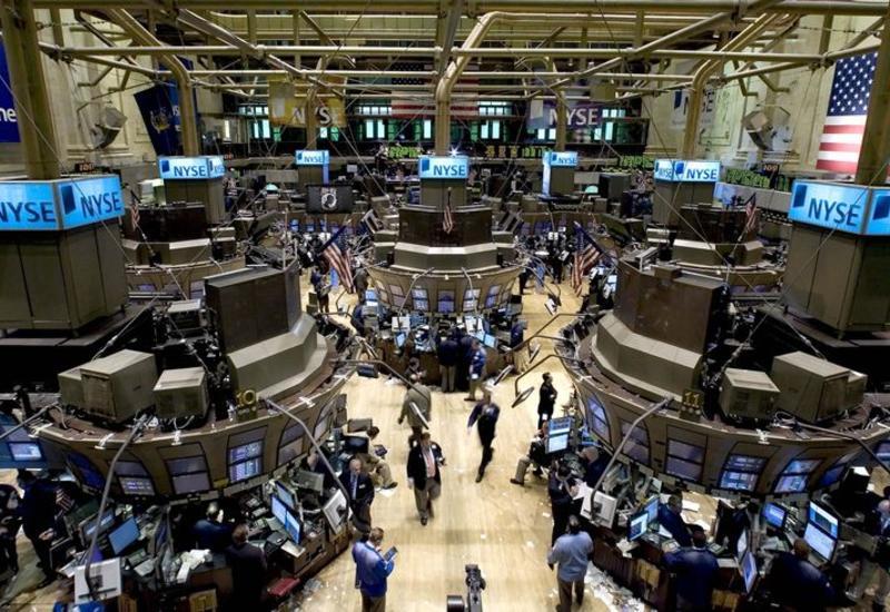 Фондовые торги в США закрылись умеренным спадом основных индексов