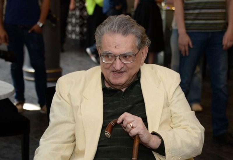 В Москве скончался известный писатель, драматург и бакинец Леонид Зорин