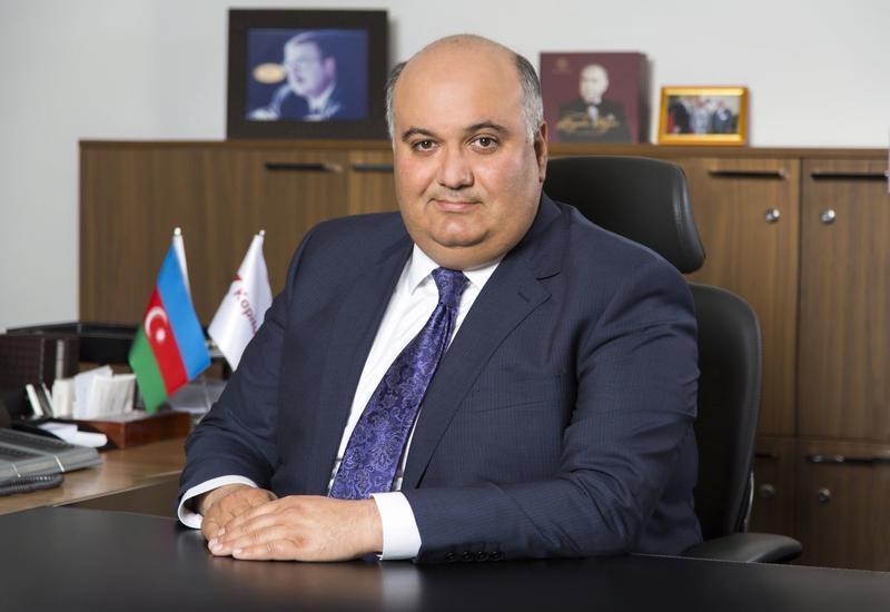 Председатель правления Kapital Bank : «Государство предпринимает все необходимые меры для стабилизации экономики»