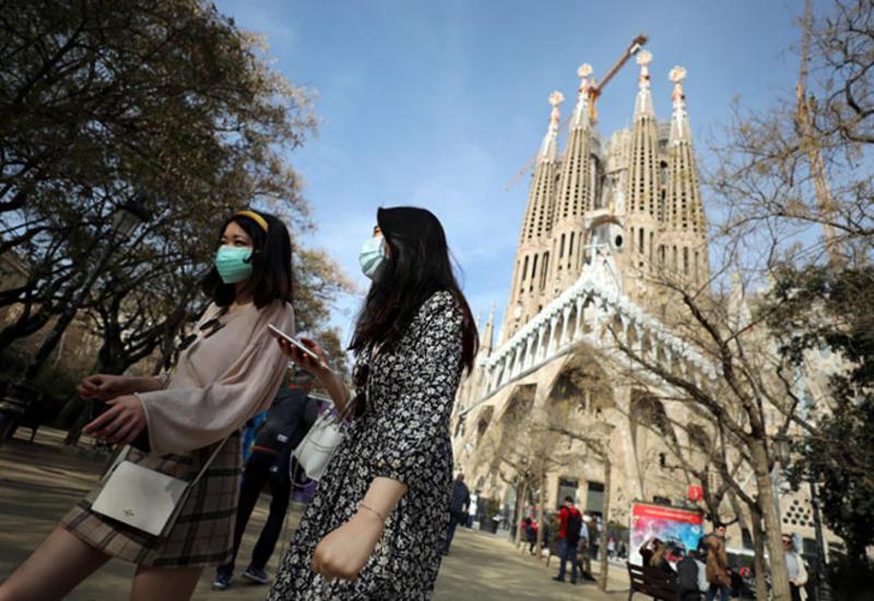 Число умерших от коронавируса в Испании за сутки увеличилось на 950