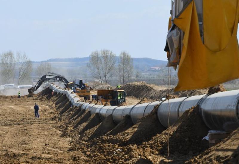 Строительство азербайджанского мегапроекта в Албании близится к завершению