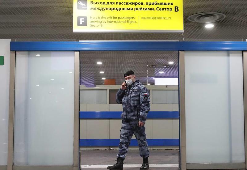 Россия останавливает вывозные международные рейсы
