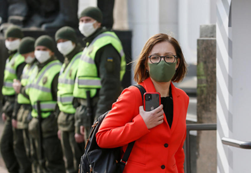 В Украине ужесточили карантин из-за коронавируса