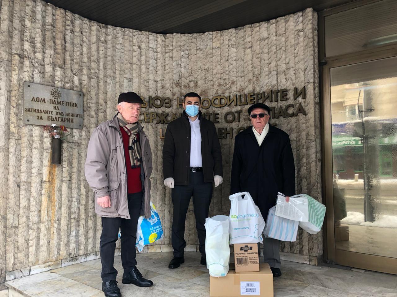 В Болгарии провели благотворительную акцию в дань памяти жертв Геноцида азербайджанцев 1918 года