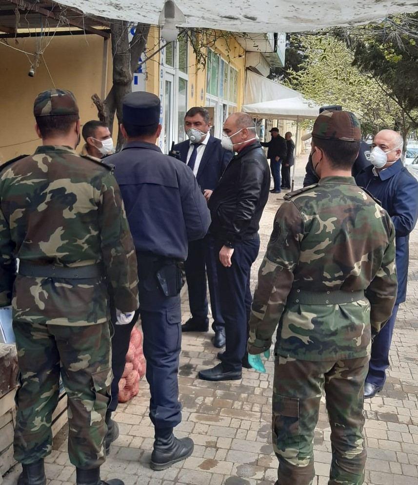 В Джалилабаде усилен контроль за соблюдением особого режима карантина
