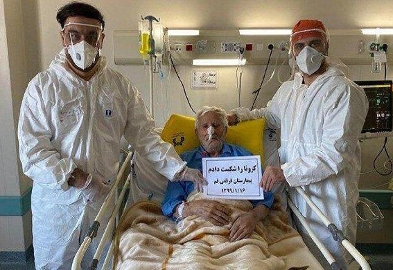 Son sutka ərzində İranda 2500-dən çox insan koronavirusa yoluxub